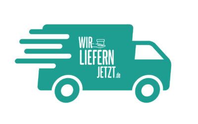 """Wir unterstützen das Projekt """"Wir liefern jetzt"""" im Donnersbergkreis"""