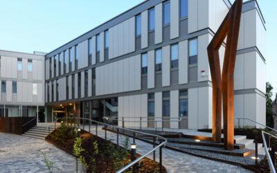 Neubau Kreisverwaltung – Alzey-Worms