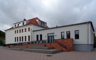 Umbau und Erweiterung Dorfgemeinschaftshaus – Kindsbach