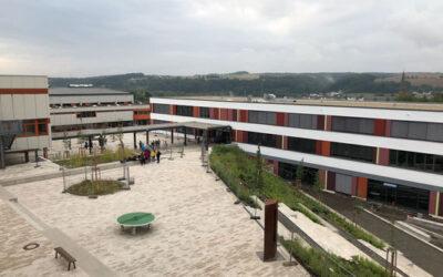 Neubau und Umbau Integrierte Gesamtschule – Contwig